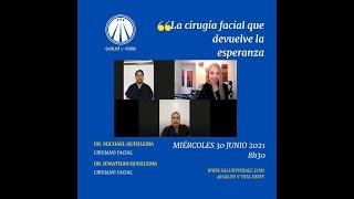 """ENT DRS. MICHAEL Y JONATHAN QUISILEMA """"LA CIRUGÍA FACIAL UNA ALTERNATIVA QUE DEVUELVE LA ESPERANZA:"""