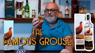 CATA Y RESEÑA THE FAMOUS GROUSE El Blended Scotch Whisky Más Vendido En El Mundo Tito Whisky