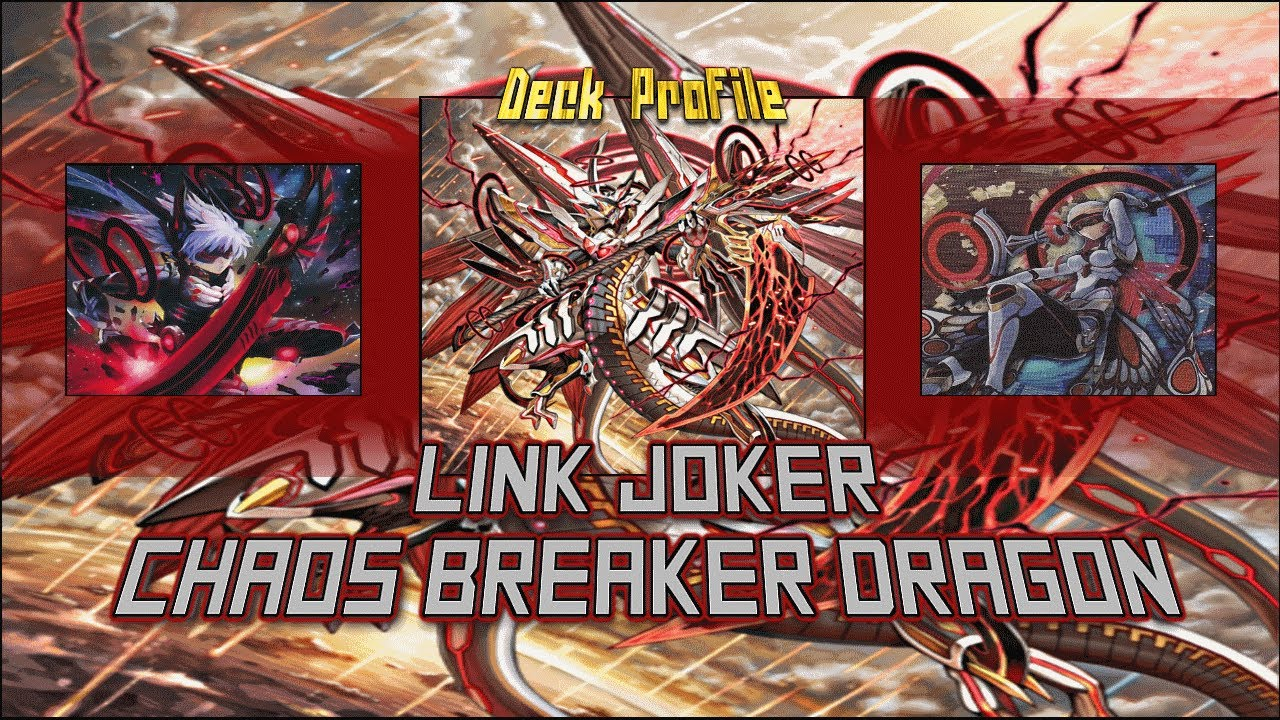 cardfight vanguard link joker chaos breaker dragon deck. Black Bedroom Furniture Sets. Home Design Ideas