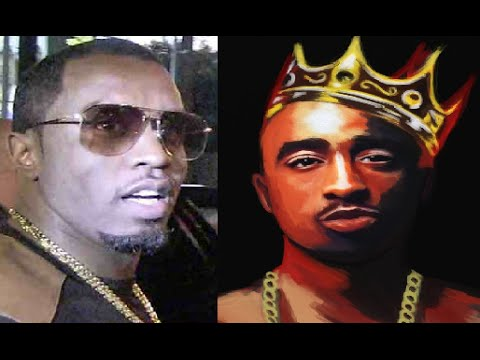 New Evidence That  Proves Puff Daddy Got 2pac Killed