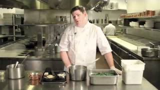 How To Make Craftsteak Style Rib Eye Steak And Spinach Gratin | Williams-sonoma