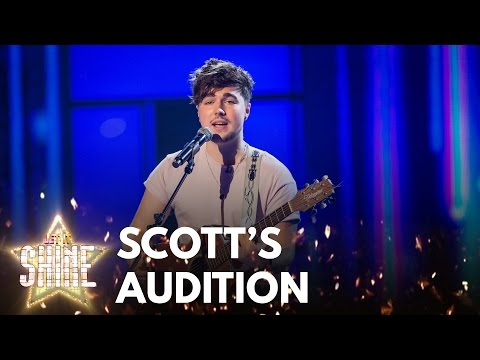 Scott Macaulay performs 'Laura' by Scissor Sisters - Let It Shine - BBC One