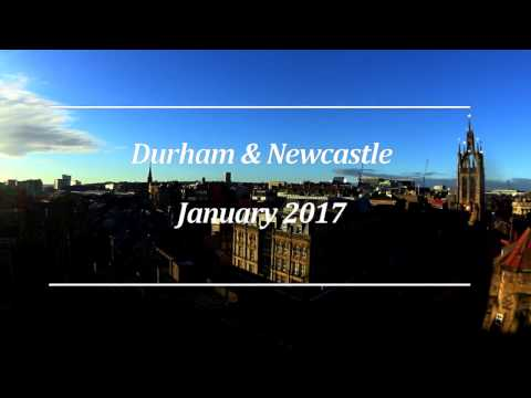 Travel with me to: Durham and Newcastle