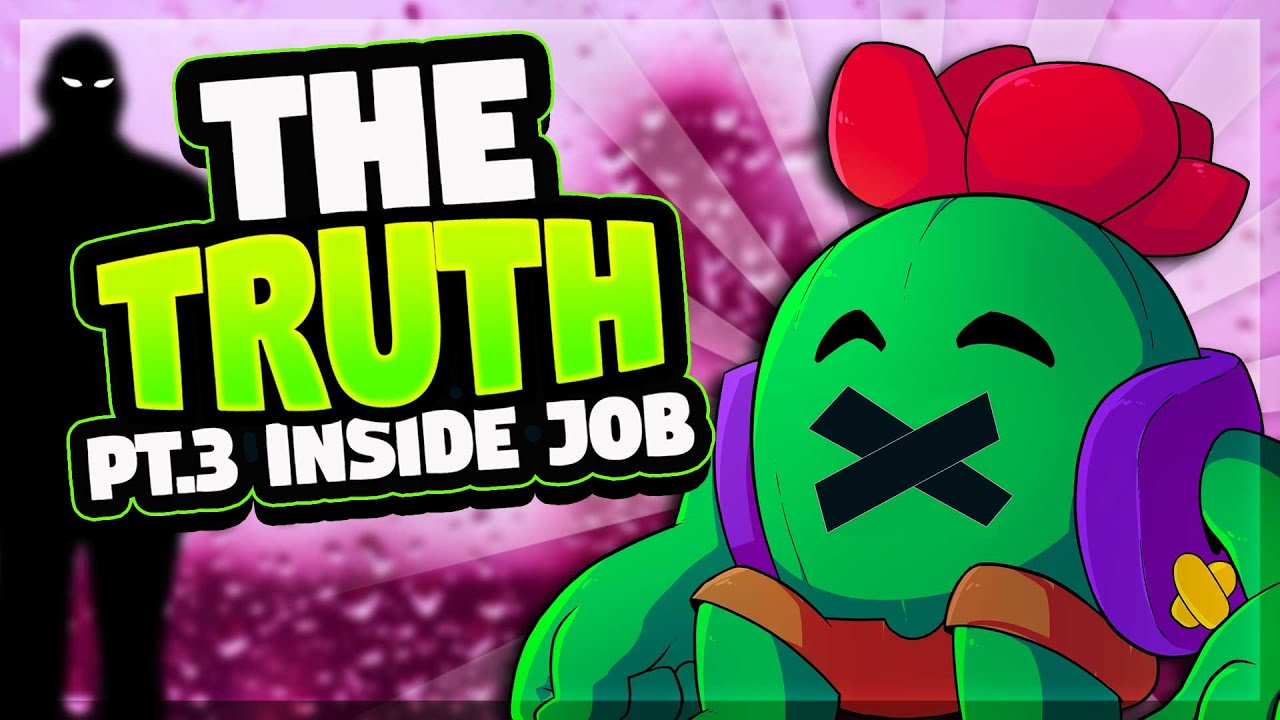 Spikes Voice Part 3 | The Truth Is Revealed | Brawl Stars Mockumentary