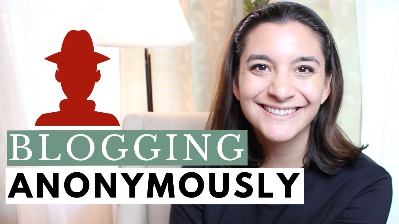 Tips on How to Blog Anonymously - Are Anonymous Blogs Successful?