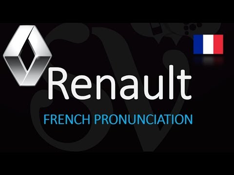 How To Pronounce Renault? (CORRECTLY) & WHY!? French Pronunciation
