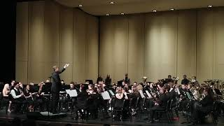 Kaden in the Adam's County Honors Band (Danny Boy)