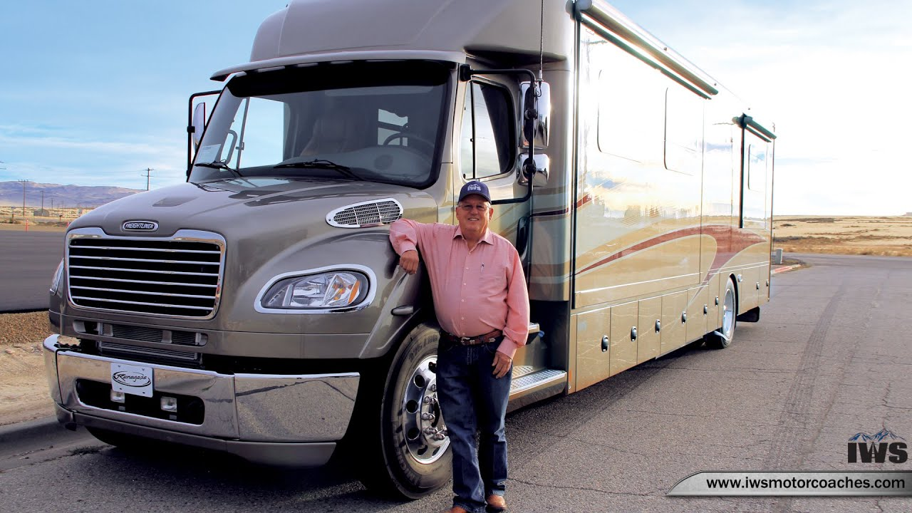 Iws Motor Coaches Customer Testimonial Fred And Claudia