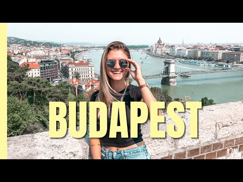 Budapest Travel Guide 2020 | 15 Things To See and Do in Budapest
