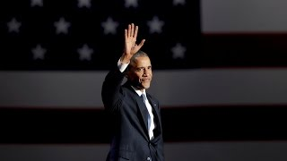 Watch President Barack Obama 39 s full farewell speech