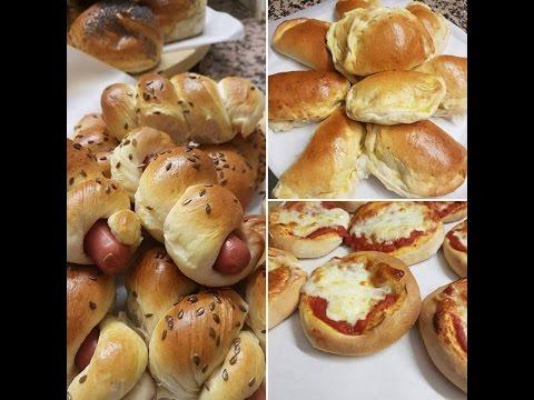 Pizzette della tavola calda siciliana le ricette di z doovi - Impasto per tavola calda siciliana ...
