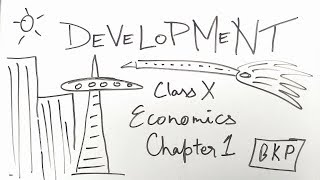 development class 10 economics cbse in hindi