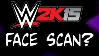 WWE 2K15 Face Scanning
