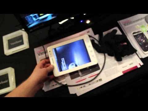 ViewSonic ViewPad 7e Kurztest auf der IFA