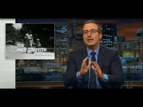 Andy Griffith Show - Last Week Tonight with John Oliver
