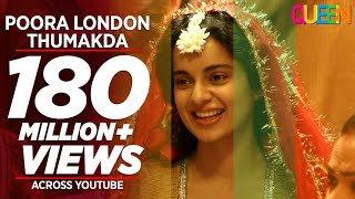 Queen London Thumakda Full Video Song Kangana Ranaut Raj Kumar Rao