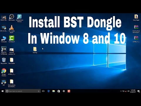 Download bst dongle usb key windows 10 | BST Dongle Latest