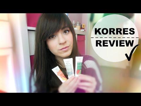 Καινούρια προϊόντα Korres! Review.