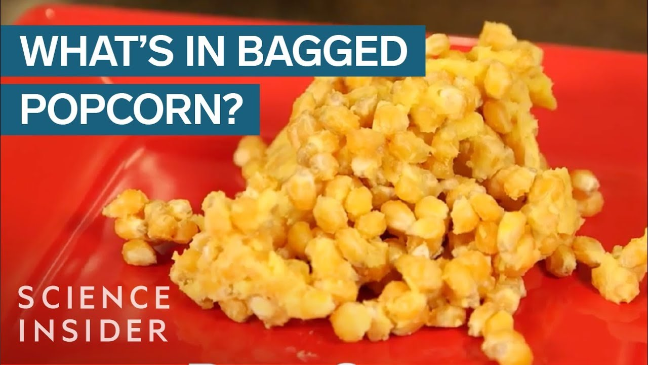 Here S How Much Er Is Really In Bagged Popcorn