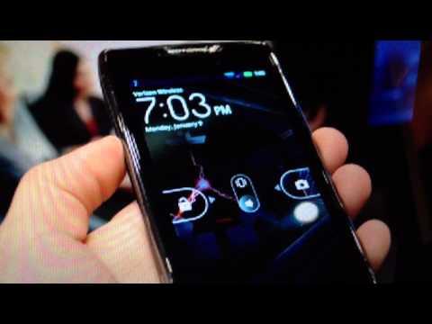 Motorola Razr Maxx - New Android Phone