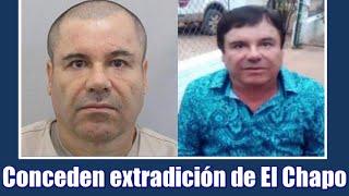 México concede extradición de