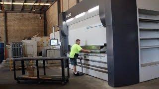 lvd toolcell   gwb machine tools   pressbrake press brake