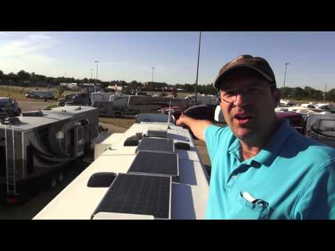 Tour of Spacecraft 5th Wheel Custom Built for a Family of 6