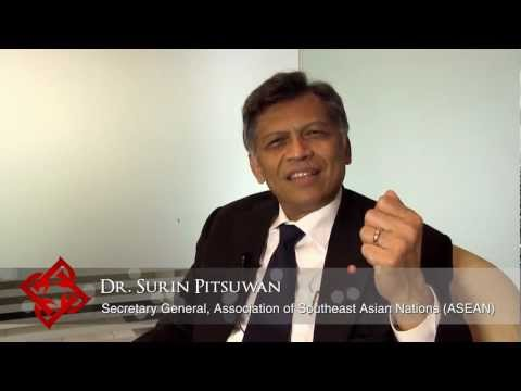 Executive Focus: Surin Pitsuwan, Secretary General, ASEAN (2/2)