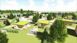 Video Terme Catez nuova area camping 2017