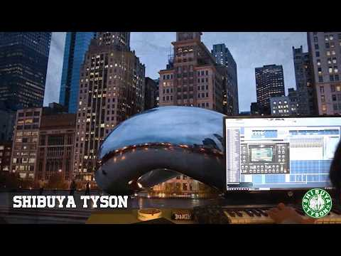 Dj Kenn Aon Making A Beat From Scratch キタノ [A HR Vlog]