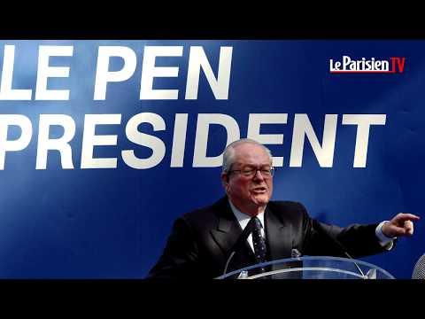 Jean-Marie Le Pen - Mémoires Fils de la Nation ( Le Parisien )
