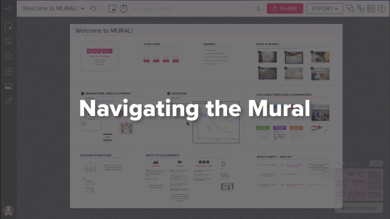 Navigate a mural: zooming & scrolling | MURAL Help Center