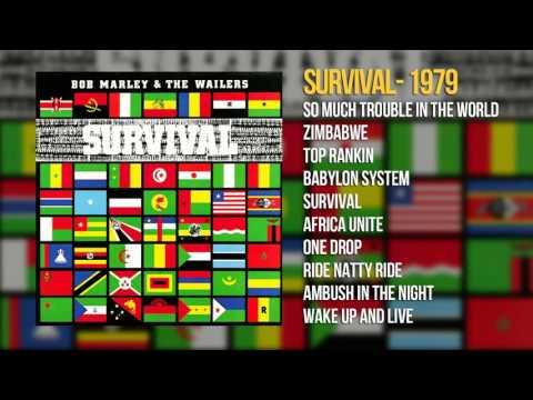Bob Marley Survival  - 1979