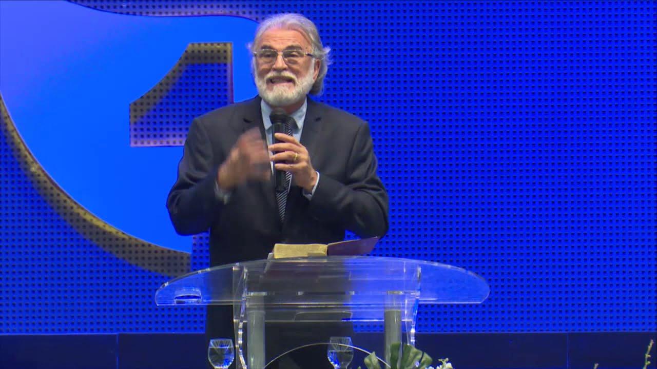 Pastor Estevam Fernandes - Os Propósitos de Deus na Criação da Família