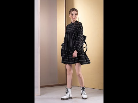 Обзор весеннего платья Deesses 1073 из вискозы| ОДЕЖДА ОПТОМ и в розницу из Беларуси