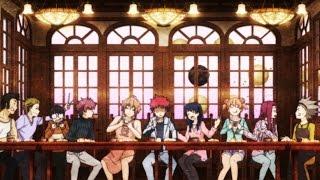 Gambar cover Shokugeki no Soma Ending 1 English by [Lemon & Kuraiinu] HD creditless
