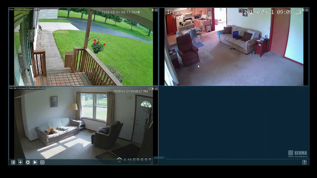 My review of Xeoma Video Surveillance Software