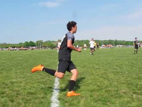 State Cup Game #3 Club Ohio vs OCA 2nd half part 1