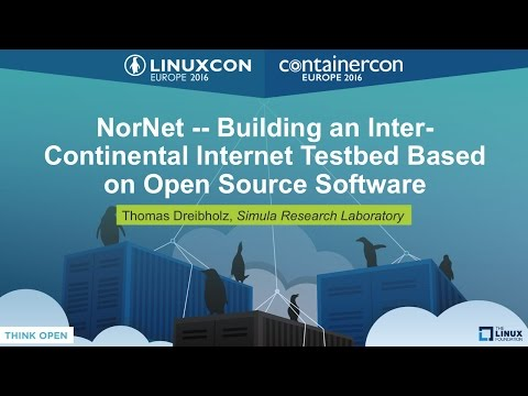 NorNet -- Building an Inter-Continental Internet Testbed Based on Open Source Software