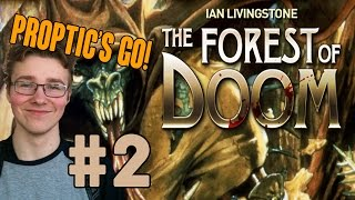 The Forest of Doom: Proptic's Go (Part 2) - The Barbarian (PC Game)