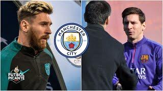 LO ÚLTIMO Barcelona le PONE FRENO a la salida de Messi. Manchester City LO QUIERE | Futbol Picante