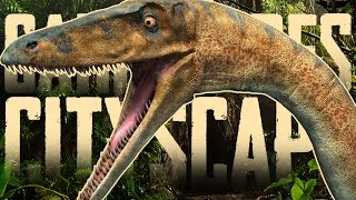 BECOMING THE DINOSAUR | Carnivores: Cityscape (Let