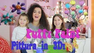 Eccomi di nuovo con le mie piccole nipotine, Giorgia e Chiara, ques...