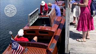 2019 Lake Winnipesaukee Boathouse Tour