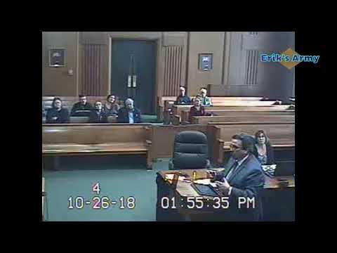 Kalamazoo County Prosecutor Closing Arguments Part 1 Brent Spaulding Aggravated Stalking Trial.