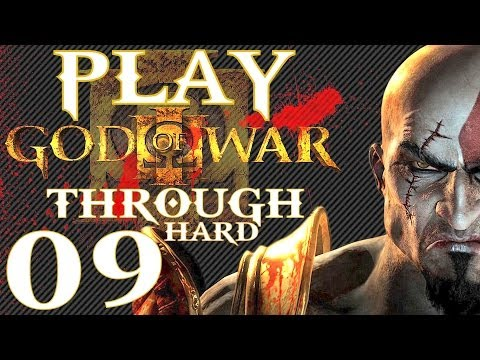 God oF War 3 A Saga #09 O Cubo da Morte