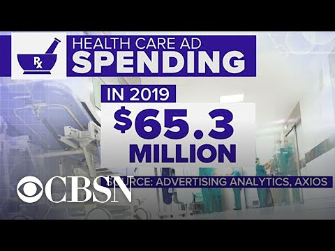 Health care dominates 2019 ad spending, Axios reports thumbnail