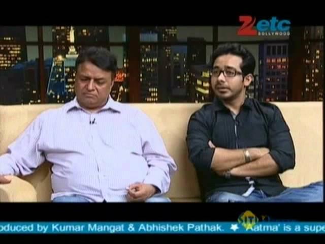 Suparn Verma, Kumar Mangat & Abhishek Mangat With Komal Nahta