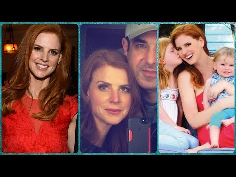 Sarah Rafferty (Donna in Suits) Rare Photos | Family | Friends | Lifestyle