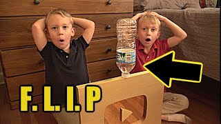 Game of Bottle FLIP 2 | Colin Amazing